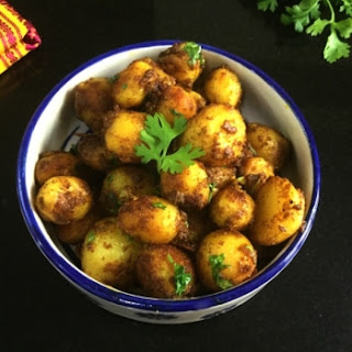 Potato Masala Fry Recipes