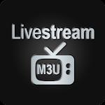 Livestream TV - M3U Stream Player IPTV 3.3.1.5 (Pro)