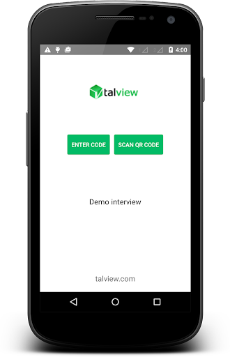 Talview - Candidate App
