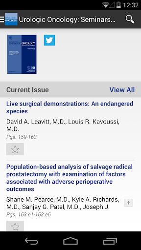 Urologic Oncology