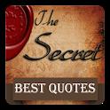 The Secret - Powerful Motivation quotes icon