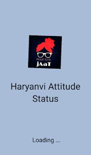 Haryanvi Attitude Status - náhled