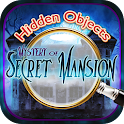 Hidden Objects Secret Mansion icon