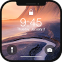 Lock screen OS12 icon