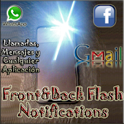 Front&Back Flash Notifications‏