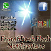 Front&Back Flash Notifications