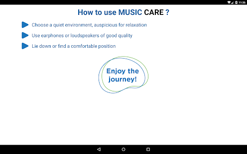 Music Care - Music Therapy- screenshot thumbnail