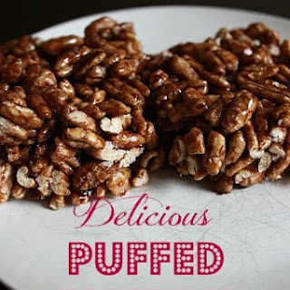 Puffed Wheat Recipes.