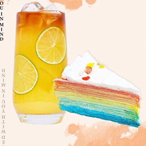 Any Drinks + Any Crepe Cakes