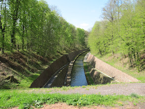 Photo: Day 26 - The Arzviller Tunnel (For Canal and TGV Train)