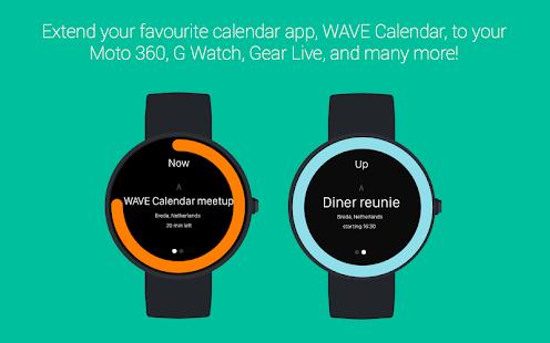 WAVE Calendar Screenshot 17