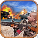 Naval Gunner Warship Attack 3D icon
