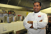 Executive chef at Protea Hotel by Marriott OR Tambo, Coovashan Pillay.