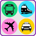Online Ticket Booking icon