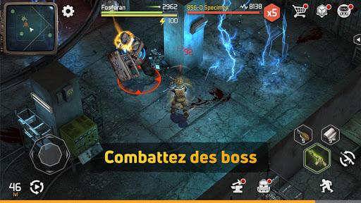Code Triche Dawn of Zombies: Survival (Survie en Ligne) apk mod screenshots 5