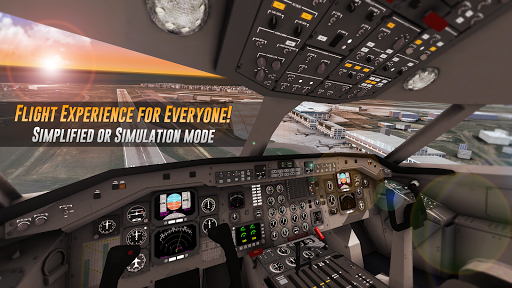 Airline Commander - A real flight experience 0.9.3 gameplay | by HackJr.Pw 5