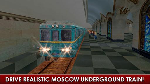 Moscow Subway Train Simulator