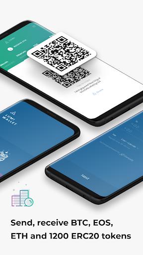 Lumi Bitcoin Wallet  Bitcoin, Ethereum,ERC20, EOS App Report