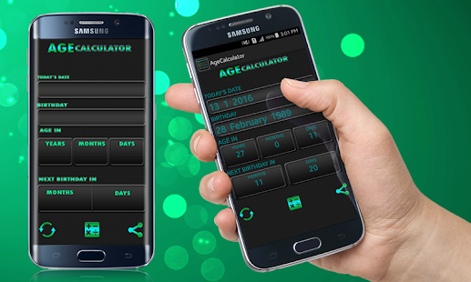 Age calculator birthday apps on google play