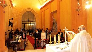 Enlace matrimonial de Eduardo Pérez y Amalia Ronda en la Catedral.
