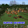 Hunter Weapons Mod MCPE APK icon