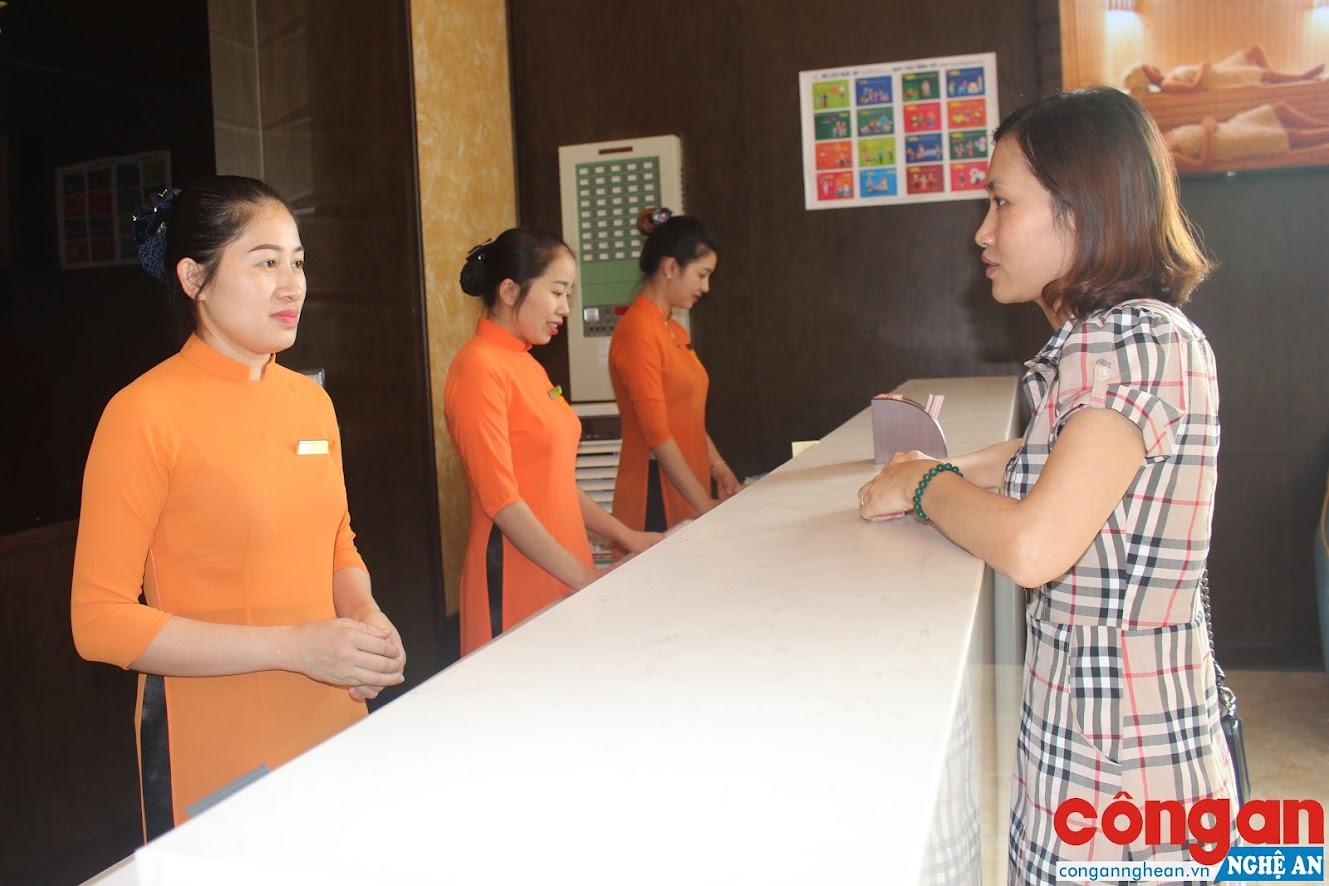 Các sơ sở nghỉ dưỡng hiện đại tại Cửa Lò đáp ứng nhu cầu du khách thập phương
