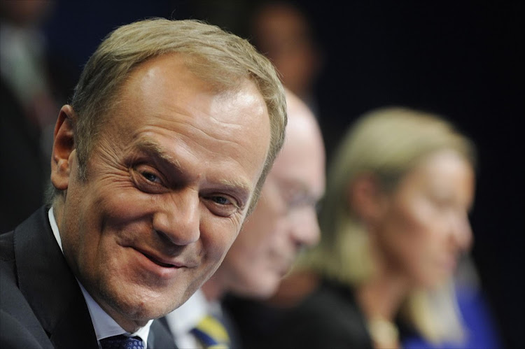Donald Tusk. Picture: REUTERS