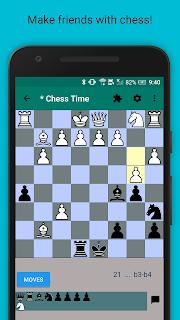 Chess Time® -Multiplayer Chess screenshot 00