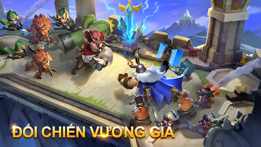Castle Clash: Quyu1ebft Chiu1ebfn 1.1.3 screenshots 4