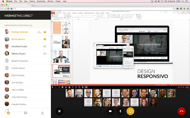 WebMeeting - Screen Sharing