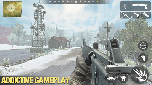 Fire Squad Battleground - Free Shooting Games 2020 android2mod screenshots 6