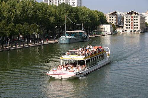Photo Bassin de la Villette