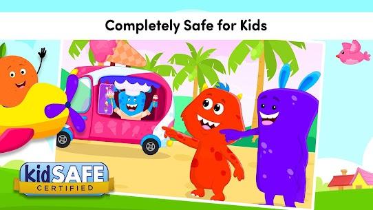 KidloLand- Nursery Rhymes, Kids Games, Baby Songs 8