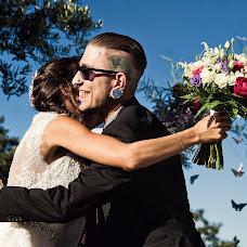 Wedding photographer Fabian Martin (fabianmartin). Photo of 04.10.2018