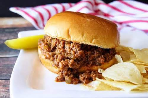"""Yummy Sloppy Joes """"Made these for a weekend birthday celebration and they..."""