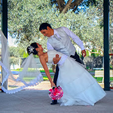 Wedding photographer JORGE RAVINES (ravines). Photo of 09.12.2014