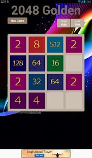 2048 Gold Number - náhled