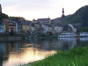 Photo: Abendstimmung in Cochem