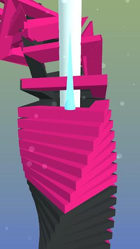 Jump Ball - Crush Stack Ball Tower android2mod screenshots 5