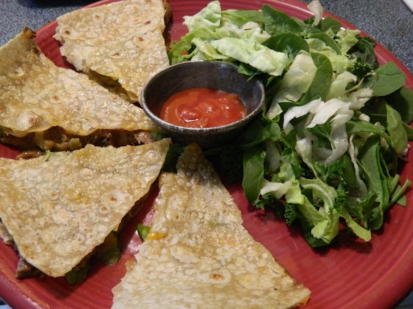 Shredded Beef Quesadilla Recipe
