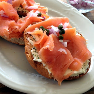 Lemon Dill Lox.