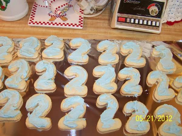 Wedding Cake And Cookie Icing Recipe