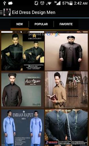 Men Eid Dress Designs