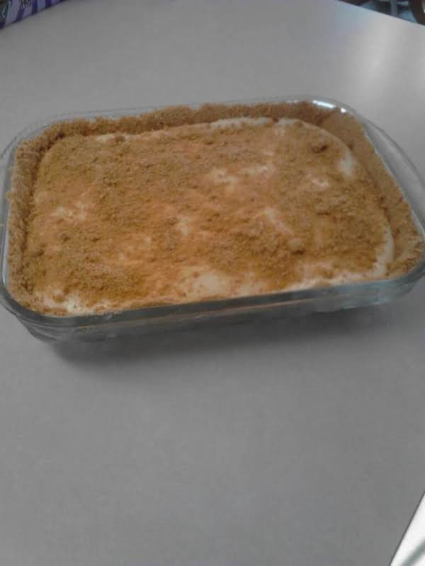 Cheesecake Fluff.. A Lighter Verson Of Regular Cheesecake That Is Baked. Thats Why I Call It Cheesecke Fluff.