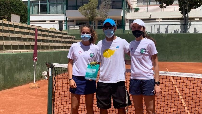Otro éxito para el deporte almeriense en la modalidad de tenis.