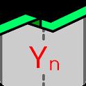Linear Interpolation icon