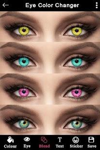 Eye Color Changer: Eye Studio - náhled