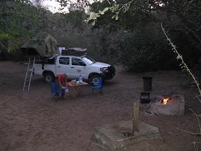 Photo: Mabibi Beach. Camp Site