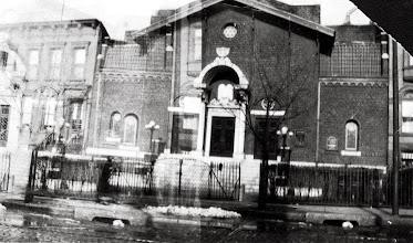 Photo: 9th Street Synagogue, Brooklyn