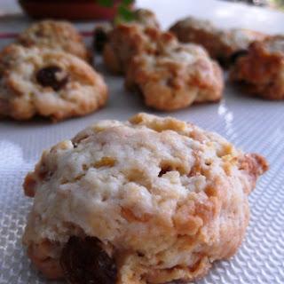 Rocky Crunch Cakes